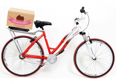 Base Universal com Food Bike