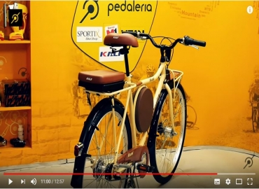 Imagem do vídeo do Pedaleria