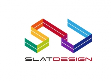 Slat Design Logotipo