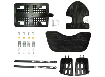 Cadeirinha Fun Bike Kit